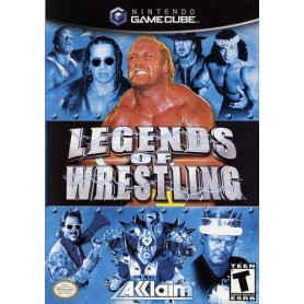 Legend of Wrestling GC pal