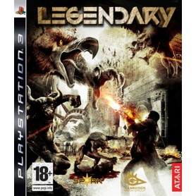 Legendary PS3 - USATO