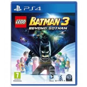 LEGO Batman 3 - Gotham e Oltre PS4