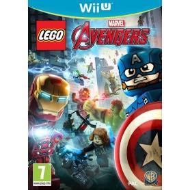 LEGO Marvel's Avengers (no istruz) WIIU -USATO-