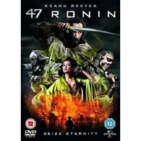 47 Ronin (solo disco) DVD USATO