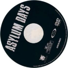 ASYLUM DAYS (solo disco) DVD- USATO