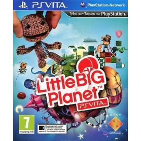 Little Big Planet PSV-USATO