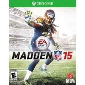 Madden NFL 15 XONE USATO