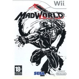 MADWORLD WII-USATO-