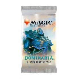 Magic Dominaria busta (EN)