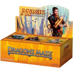 Magic Dragon's Maze display busta sing.(EN)