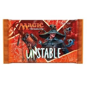 Magic the Gathering MTG Unstable (EN) Busta