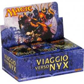 MAGIC Viaggio verso NYX busta sing.