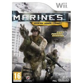 Marine: Urban Combat WII -USATO-