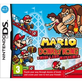 Mario vs. Donkey Kong Mini-Land Mayhem! DS