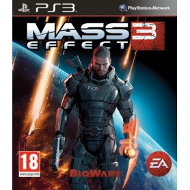 Mass Effect 3 PS3 USATO
