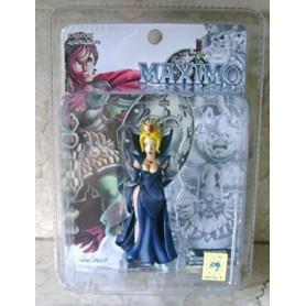 Maximo Yamato Mini Figure Queen Sophia Capcom