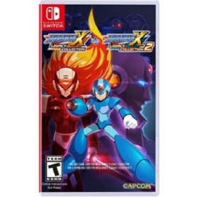 MegaMan X Legacy Collection 1+2 Switch