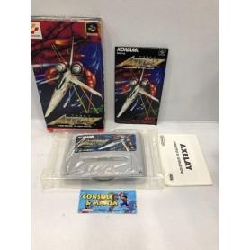 AXELAY S.Nintendo jap USATO