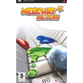 MERCURY MELDTOWN  PSP USATO