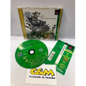 METAL SLUG X SNK Best Collection Jap PSX USATO