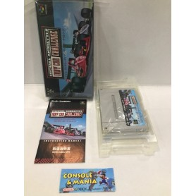 Michael Andretti's Indy Car Challenge S.Famicom Jap USATO
