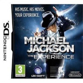 Michael Jackson: The Experience DS