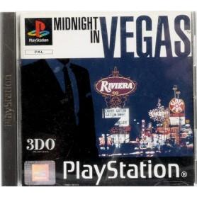 Midnight In Vegas PSX USATO