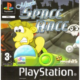 MIRACLE SPACE RACE (pal/import) PSX USATO