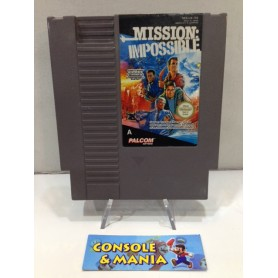 MISSION IMPOSSIBLE N.NES PAL USATO