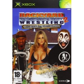 Backyard Wrestling 2 XBOX
