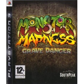 Monster Madness PS3 - USATO
