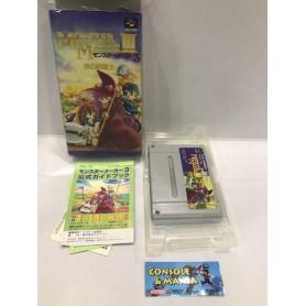 Monster Maker III: Hikari no Majutsushi S.Famicom Jap USATO