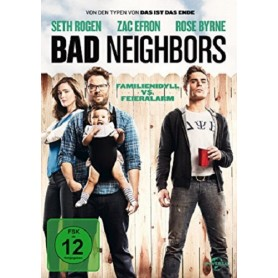 Bad Neighbors (solo disco) DVD USATO