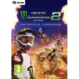 Monster Energy Supercross 2 The Official PC