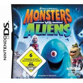 Monsters vs Aliens (import) DS USATO