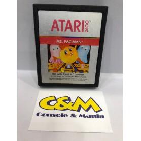 MS. Pac-Man ATARI 2600 USATO