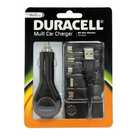 Multi Car Charger Duracell DS/DSI/PSP/3DS