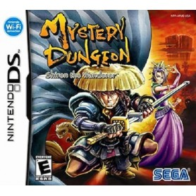 Mystery Dungeon DS