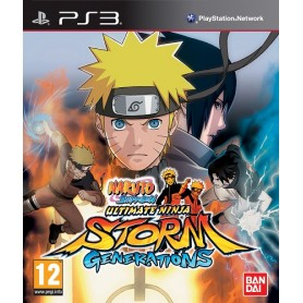 Naruto Shippuden: Ultimate Ninja Storm Gen PS3