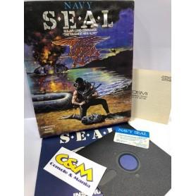 NAVY SEALS C64-DISK USATO