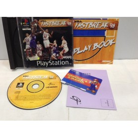NBA Fastbreak 98 PSX PAL USATO