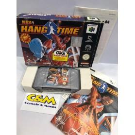 NBA HANG TIME (GIG) N64 PAL USATO