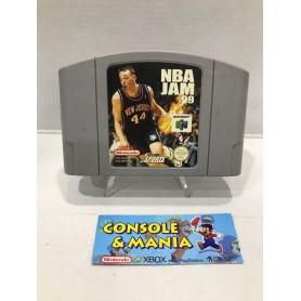 NBA JAM 99 N64 PAL USATO