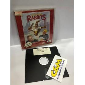 NINJA RABBITS C64 USATO