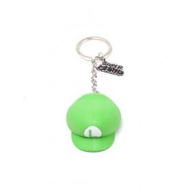 Nintendo - Luigi hat 3D keychain