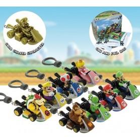 Nintendo Mario Kart (Ciondoli Per Zaino- pz sing.)