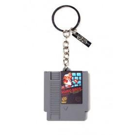 Nintendo Portachiave Card NES con anello