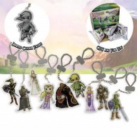 Nintendo Zelda (Ciondoli Per Zaino- pz sing.)
