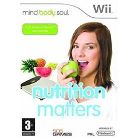 Nutrition Matters WII (solo disco) -USATO