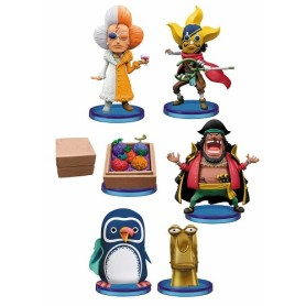 One Piece WCF ChiBi Figures 7 cm Assortment (Pz singolo)