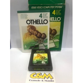 OTHELLO 4 VIDEO GAMES ATARI 2600 USATO
