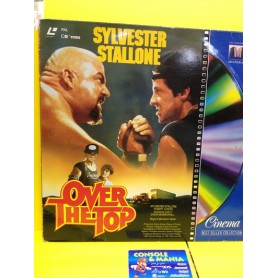 OVER THE TOP LASER DISC