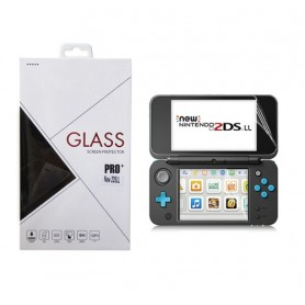 Pellicola Glass Screen Protector New 2DS XL